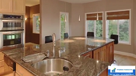 Construction - Home Remodeling - Countertops